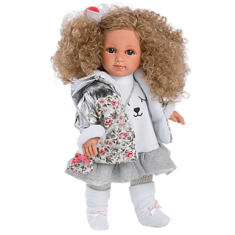 """Інтерактивна лялька """"Єлена"""" - image-0"""