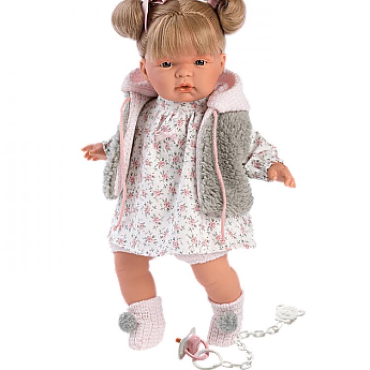 "Інтерактивна плачуча лялька ""Джоель"" - image-0"