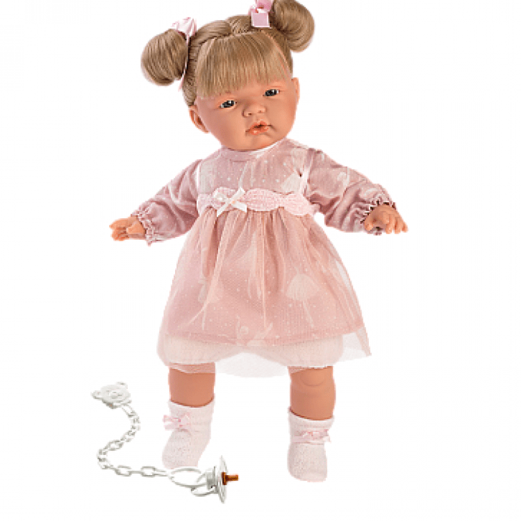 """Інтерактивна плачуча лялька """"Джоель Балет"""" - image-0"""