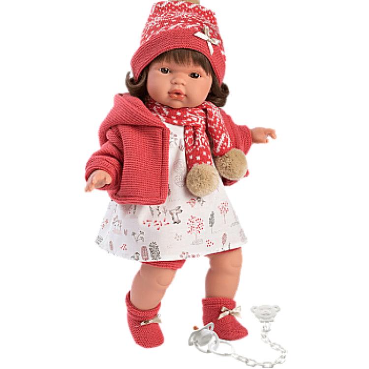 "Інтерактивна плачуча лялька ""Лола"" - image-0"
